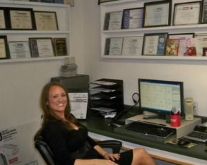 SHAWNA SARTIN - Office